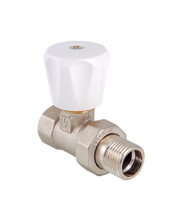 Клапан (вентиль) регулирующий ручной прямой Valtec (VT.008.LN.04)