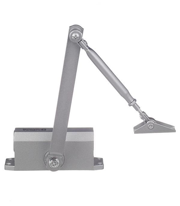 Доводчик дверной ФЗ 15-25 кг серебро цена