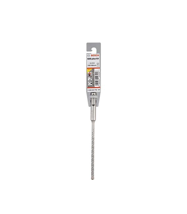 Бур SDS-plus 5X Bosch 5x100x160мм стоимость