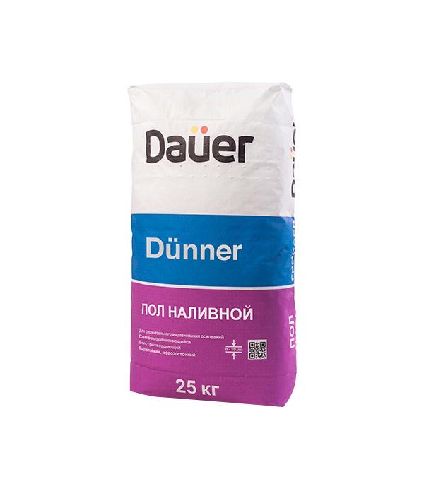 цена на Наливной пол DAUER DUNNER финишный 25 кг