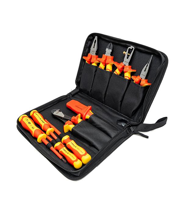 Набор инструментов для электромонтажа Vira 1000V 397033 (10 шт.)
