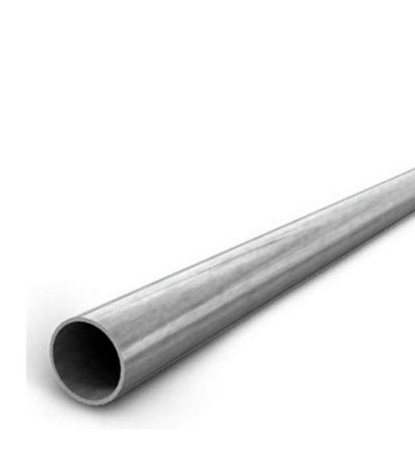 Труба стальная водогазопроводная оцинкованная Ду 32х3,2 мм 3 м