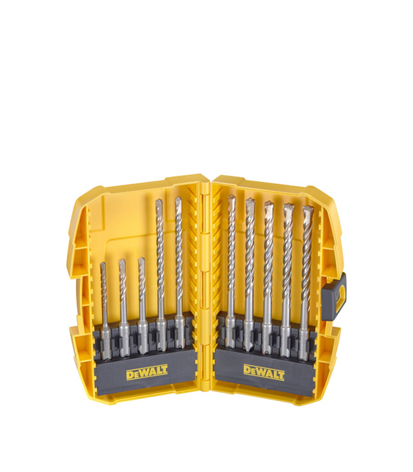 цена на Набор буров SDS-plus DeWalt (DT7935B-QZ) (10 шт.)
