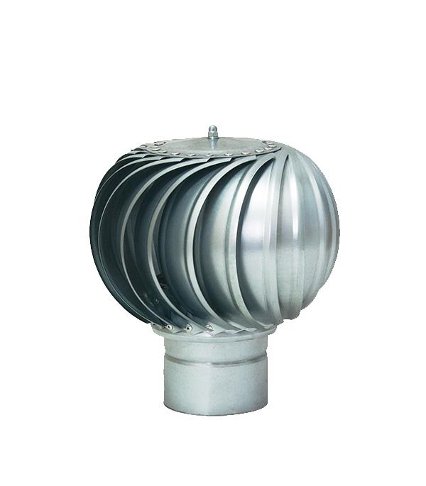 Фото - Турбодефлектор ТД-125 оцинкованный ORE турбодефлектор era тд 200 оцинкованный металл тд 200ц