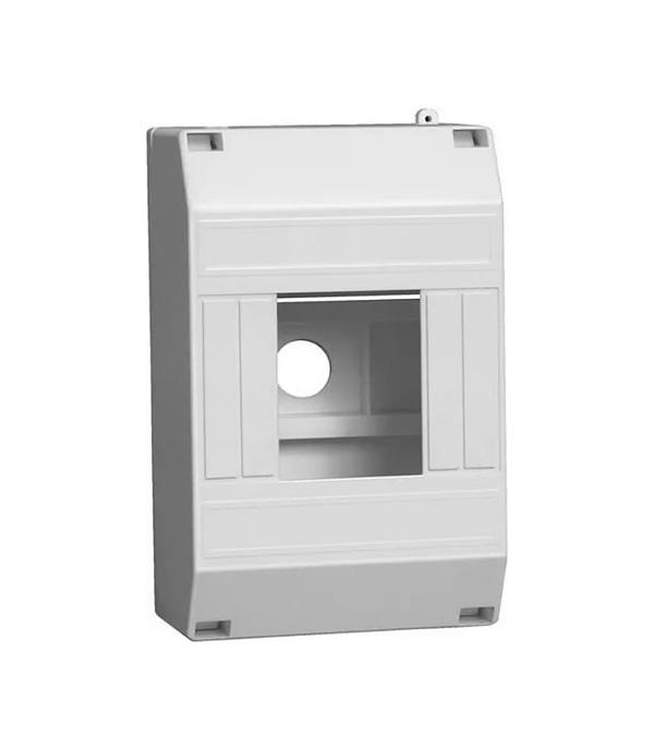 цена Коробка под автомат EKF PROxima КМПН 1/2 IP40 4 модуля белая онлайн в 2017 году
