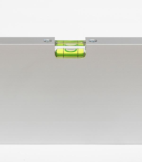 Правило-уровень алюминиевое 2,5 м 1 глазок
