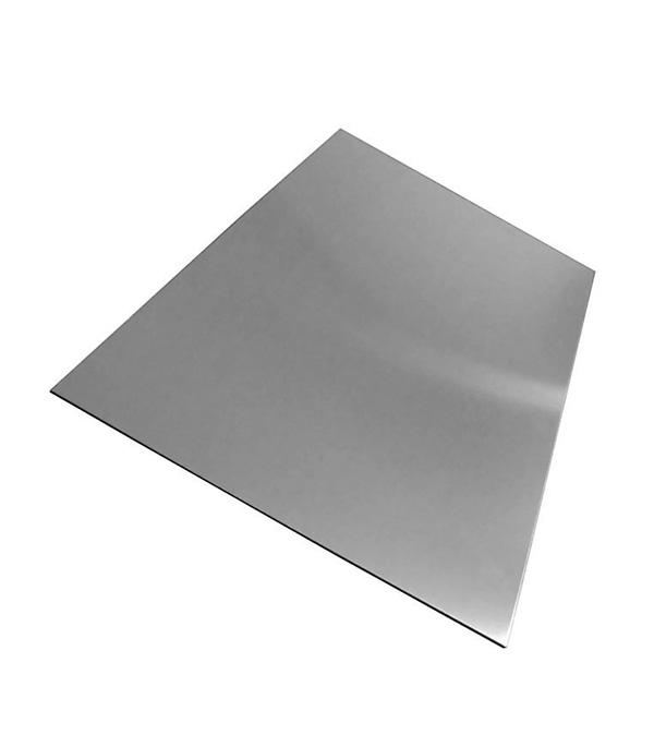 Лист алюминиевый 1.2х600х1200 мм гладкий