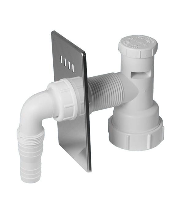 Фото - Адаптер McAlpine для подключения бытовой техники с вентиляционным клапаном 32 мм хром аксессуары для бытовой техники
