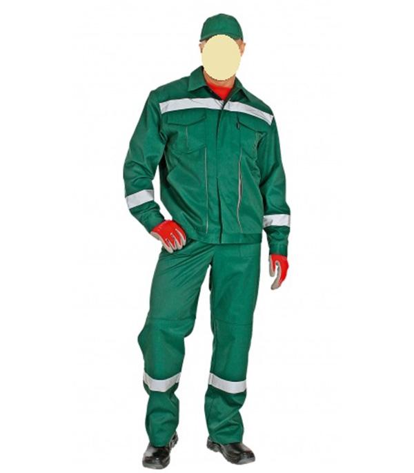 Костюм БАЛТИКА-1 зеленый размер 44-46 рост 170-176 стоимость
