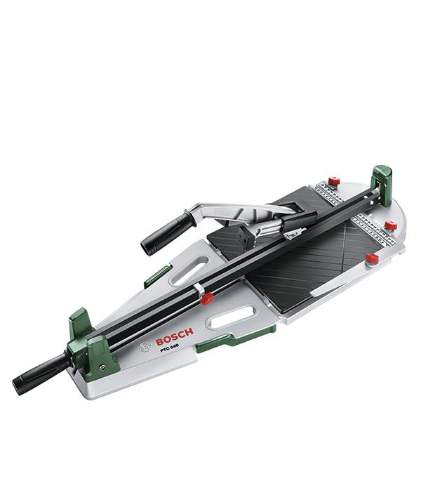 Плиткорез Bosch PTC 640 мм цена