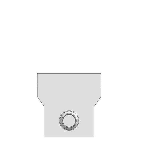 Пескоуловитель Filcoten (10310093) 500х140х500 мм композитбетонный с муфтой фото