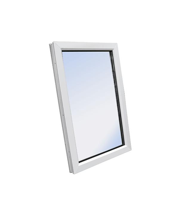 Окно пластиковое VEKA WHS Halo 600х500 мм 1 створка глухая