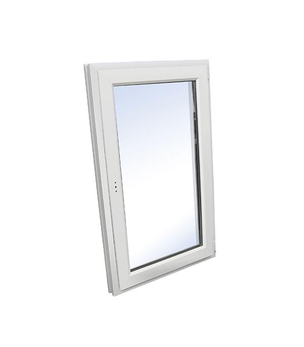Окно пластиковое VEKA WHS Halo 1440х870 мм 1 створка поворотно-откидная правая энергосберегающее