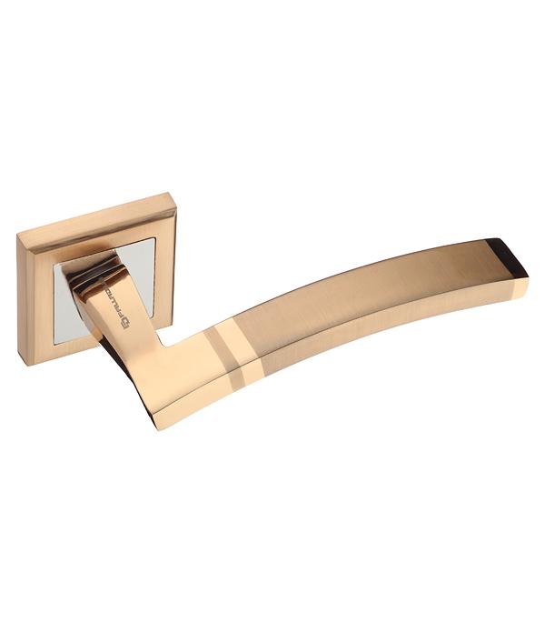 Ручка дверная Palladium City A Tesoro SG/GP (золото) цена 2017