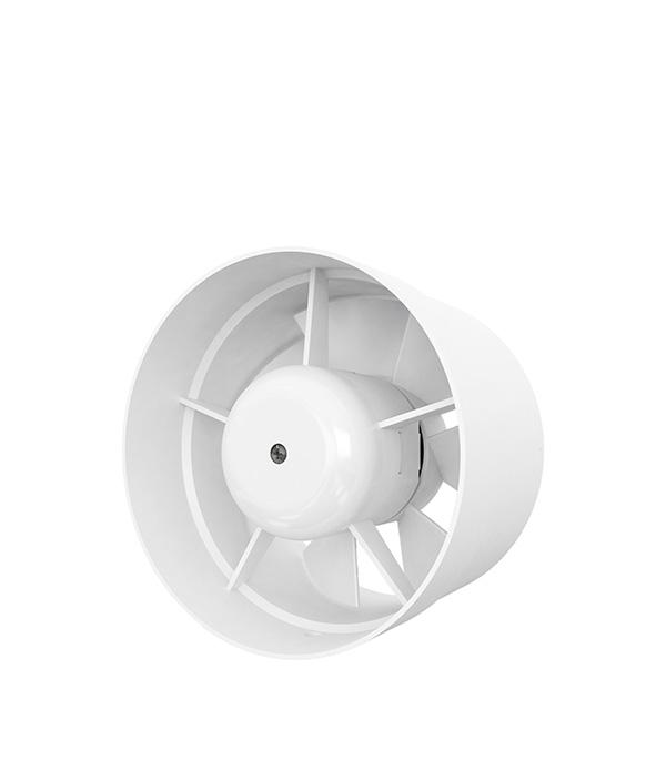 Вентилятор канальный осевой ERA PROFIT d125 мм белый