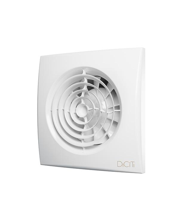 Вентилятор осевой DiCiTi AURA обратный клапан 155х155 мм d100 мм белый