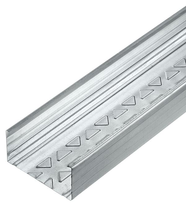 Профиль стоечный Knauf 100х50 мм 3 м 0.60 мм стоимость