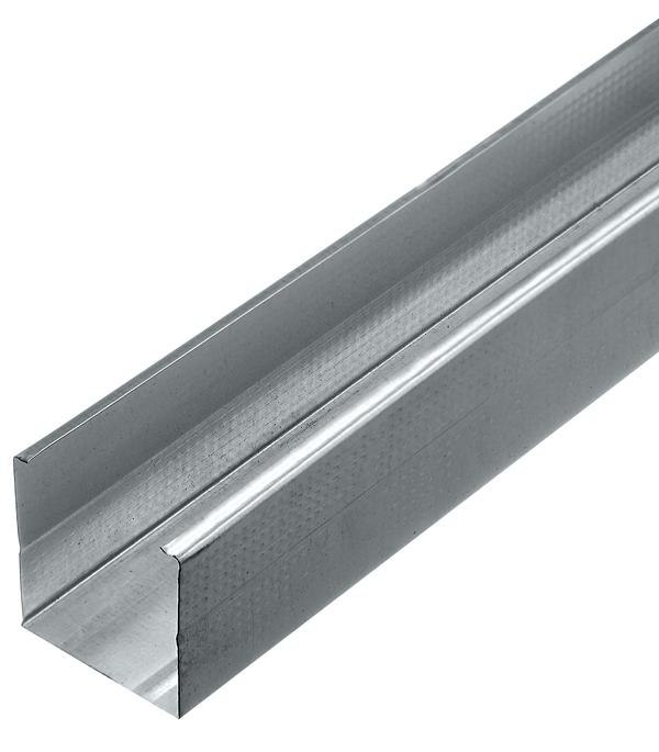 Профиль стоечный Оптима 50х50 мм 3 м 0.40 мм профиль стоечный стандарт 50х50 мм 4 м 0 50 мм