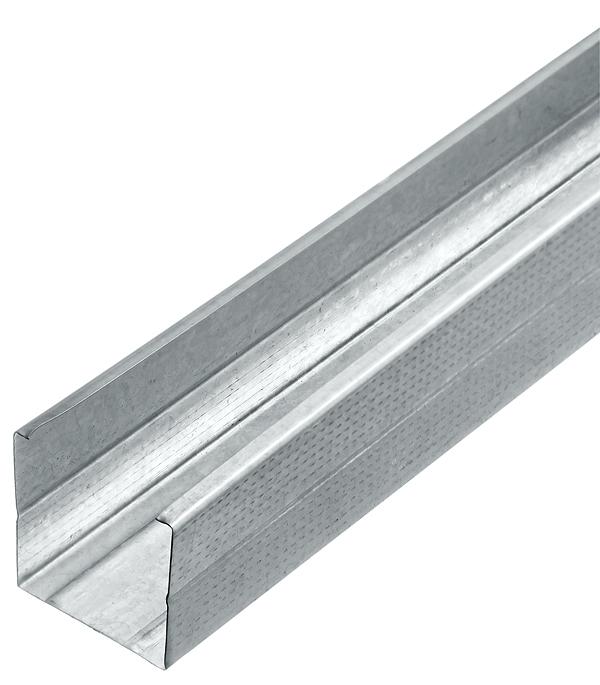 Профиль стоечный Стандарт 50х50 мм 4 м 0.50 мм профиль стоечный стандарт 50х50 мм 4 м 0 50 мм