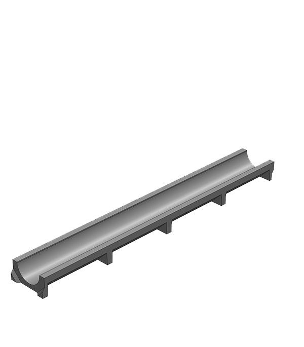 Лоток водоотводный Гидролика полимерпесчанный DN100 1000х140х65 мм C250 стоимость
