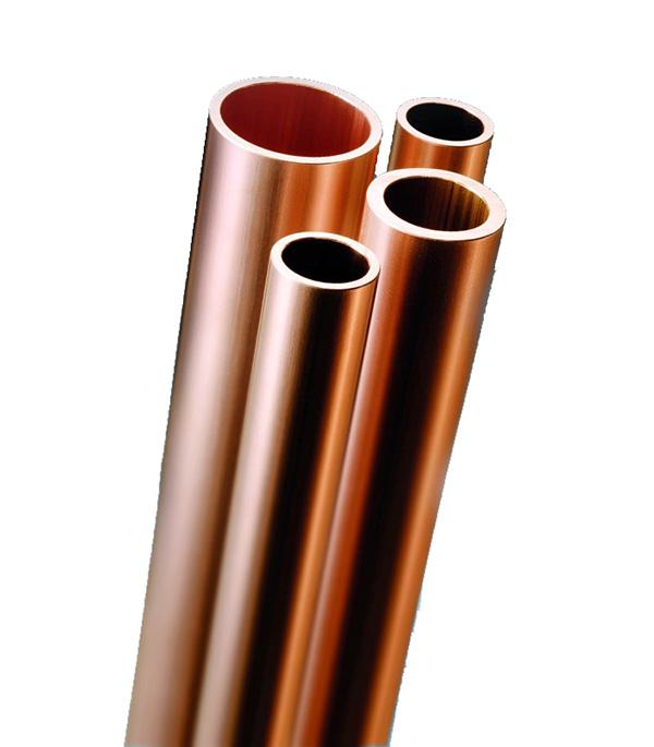 цена на Труба неотожженная Wieland 28х1 мм штанга 2,5 м