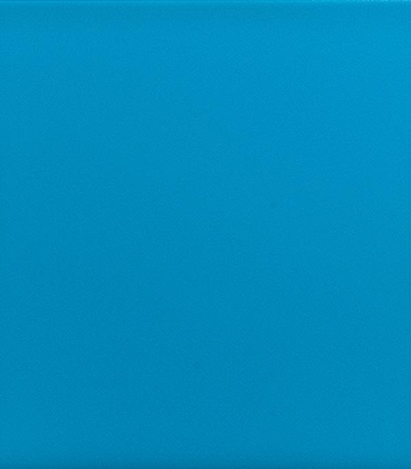 Плитка облицовочная Евро-Керамика Моноколор голубая 200x200x7 мм (22 шт.=0,88 кв.м)