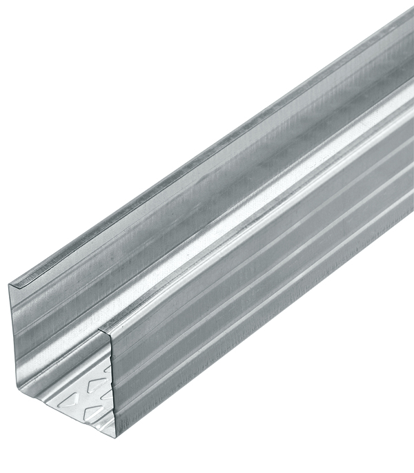Профиль стоечный Knauf 50х50 мм 4 м 0.60 мм профиль стоечный стандарт 50х50 мм 4 м 0 50 мм