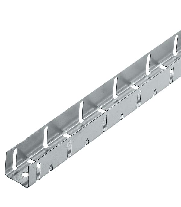 Профиль потолочный направляющий Knauf 27х28 мм 3 м 0.60 мм для криволинейных конструкций стоимость