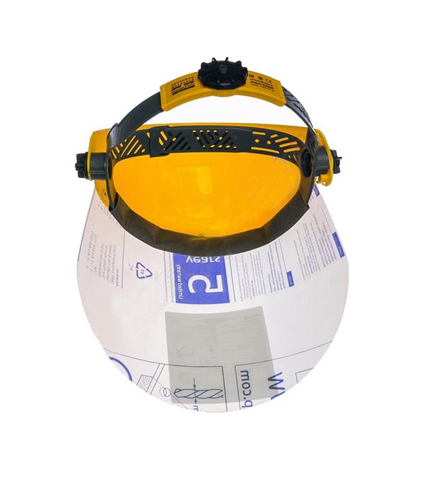 Маска защитная РОСОМЗ (423130) ударопрочная и термостойкая.