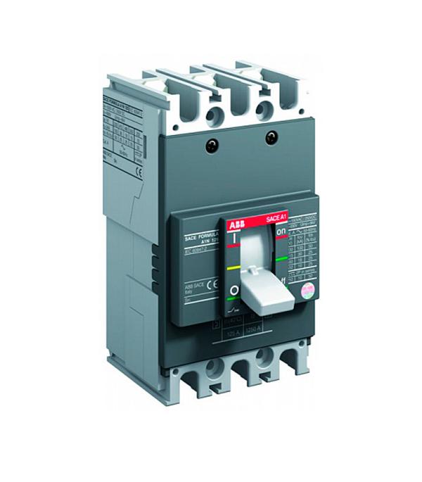 Автомат АВВ TMF 125-1250 F F 3Р A1C 125 салахова а конструируем роботов на arduino® да будет свет