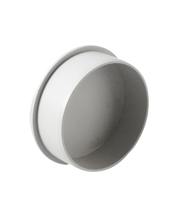 Заглушка Polytron Stilte Plus d110 мм пластиковая шумопоглащающая для внутренней канализации