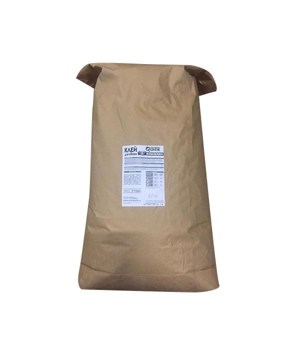 Клей для флизелиновых обоев Profi Quick Флизелин 20 кг стоимость