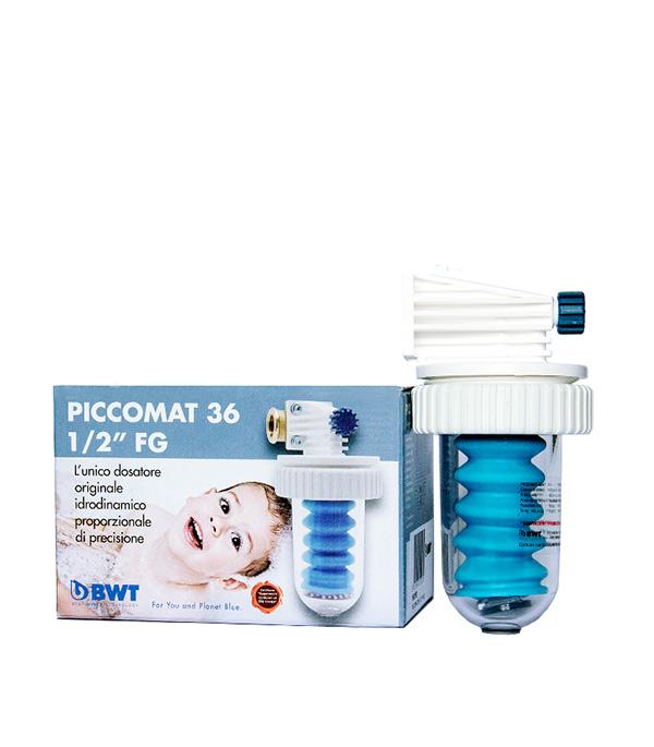 Фильтр для воды BWT Piccomat к бытовой технике 1/2 ВР(г)