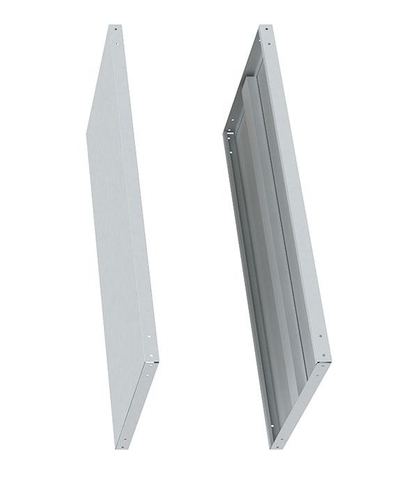 Полка для металлического стеллажа КМ 35x1000x500 мм