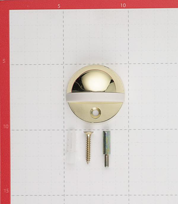Упор дверной Palladium Стопор 03 PB (латунь)