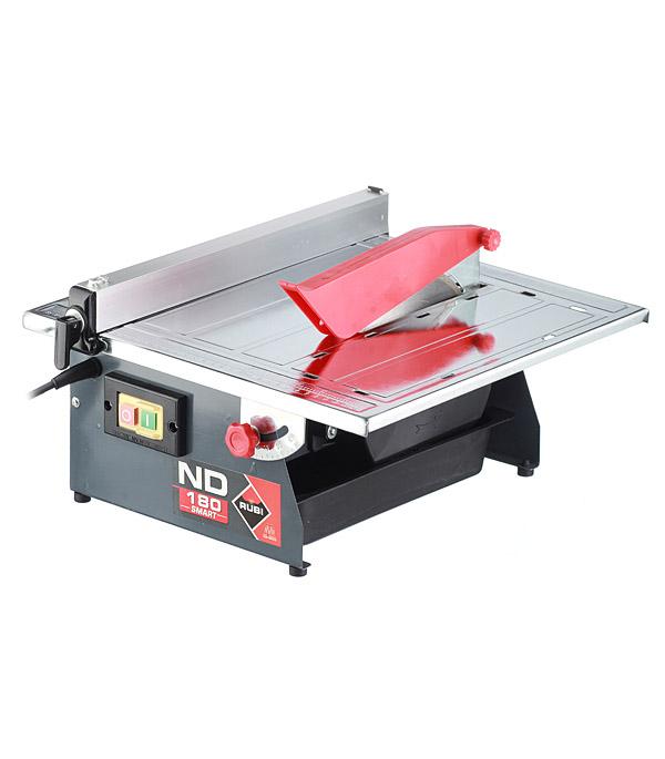 цена на Плиткорез электрический Rubi ND-180 SMART 180 мм 550 Вт