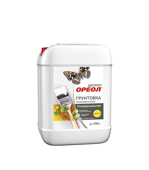 Грунт Ореол Дисконт универсальный 5 кг