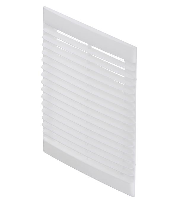 Вентиляционная решетка пластиковая Вентс 170х238х13.5 мм цена 2017