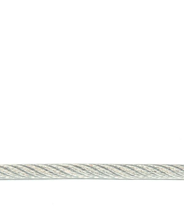 купить Трос стальной в оболочке PVC d3/4 мм дешево