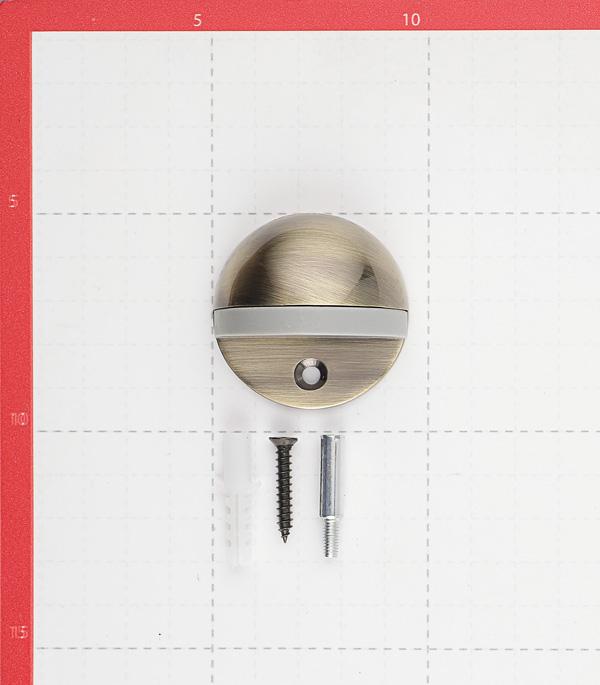 Упор дверной Palladium Стопор 03 AВ (античная бронза) фото