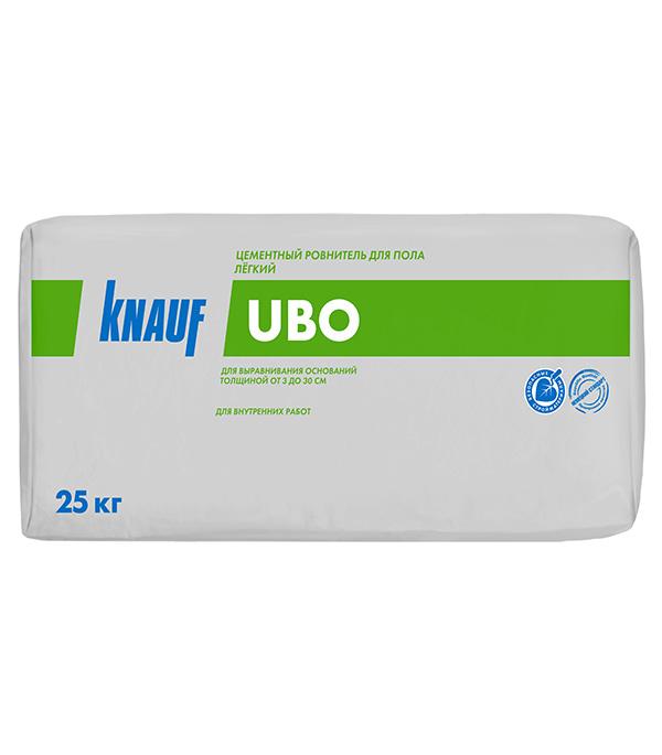 Ровнитель (стяжка пола) первичный Knauf Убо 25 кг стоимость