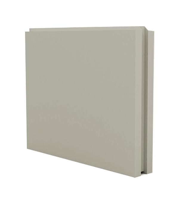 Пазогребневая плита Гипсополимер  полнотелая 667х500х100 мм стоимость