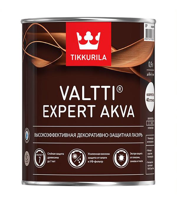 Антисептик Tikkurila Valtti Expert Akva декоративный для дерева сосна 0,9 л стоимость