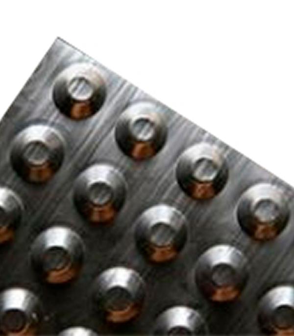 Профилированная мембрана PLANTER eco 2х20 м высота шипа 8 мм стоимость