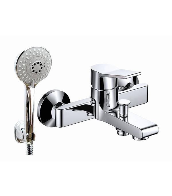 Смеситель для ванны и душа ARGO JASON 35-05L с коротким изливом однорычажный с лейкой хром ботильоны argo argo mp002xw1aoq8