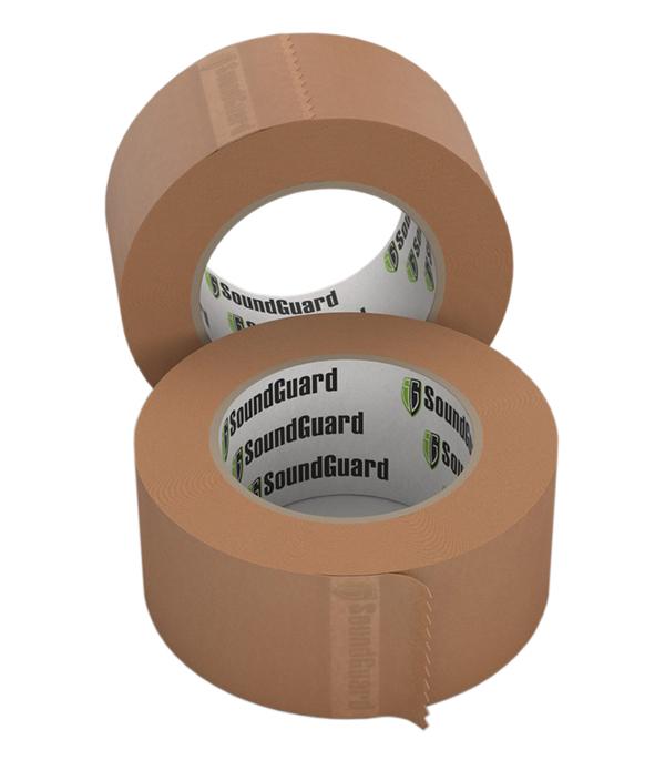цена на Лента клейкая SoundGuard Tape изоляционная 50 мм х 40 м