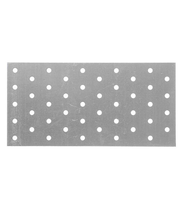Пластина соединительная оцинкованная 200х100х1,8 мм пластина соединительная оцинкованная 200х100х2 мм