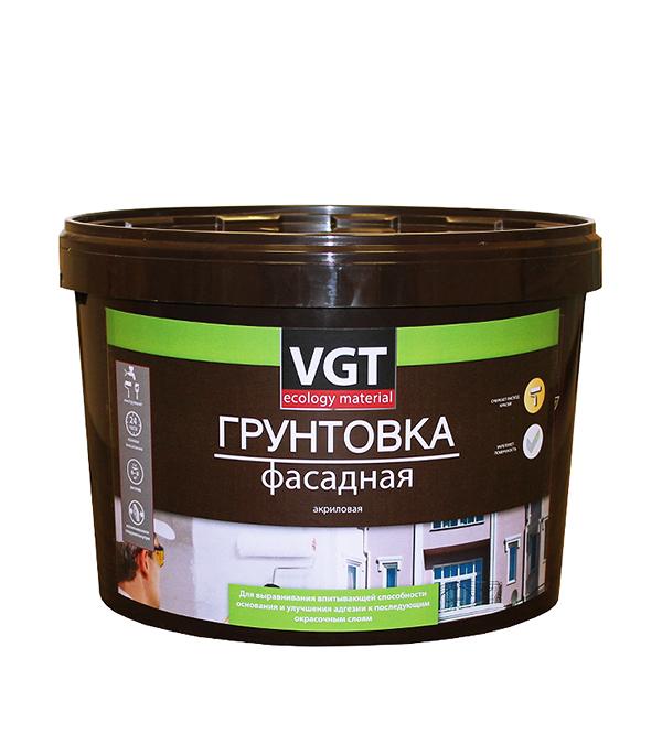 цены на Грунт VGT фасадный 10 кг  в интернет-магазинах