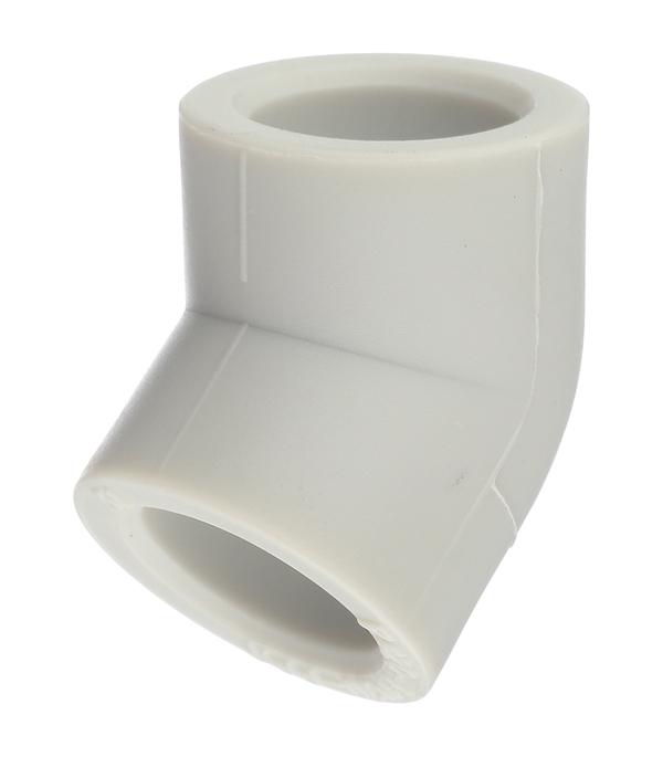 цена на Угол полипропиленовый 20 мм, 45° FV-PLAST серый