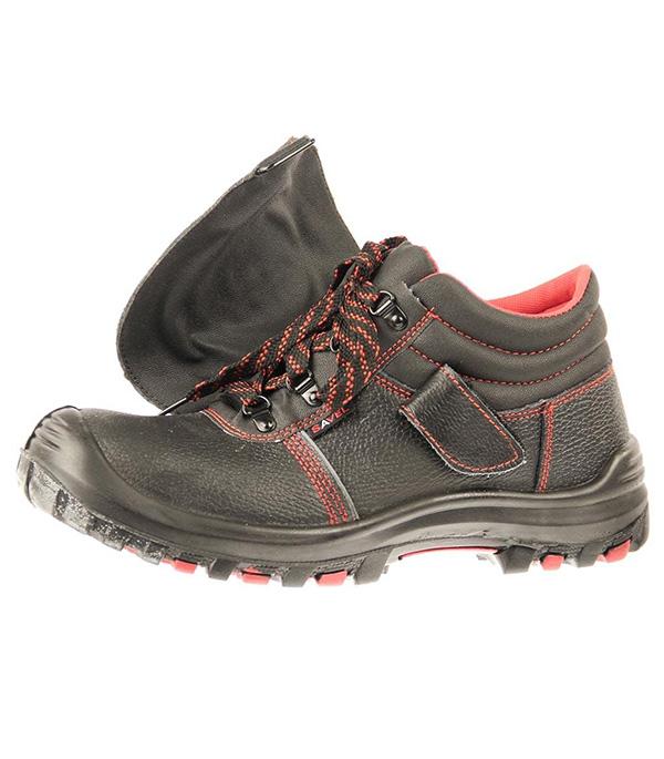 Ботинки сварщика с защитным металлическим носком размер 45